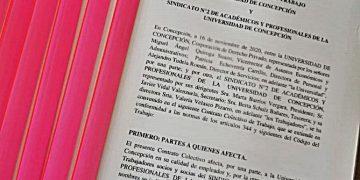 Contrato Negociación Colectiva 2021 – 2022